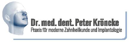 Dr. med. dent. Peter Kröncke | Praxis für moderne Zahnheilkunde und Implantologie