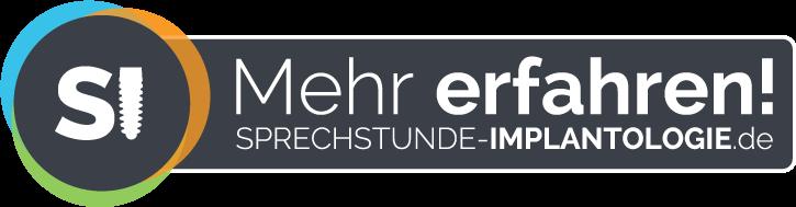 Mehr erfahren! sprechstunde-implantologie.de